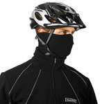 Face protection for cycling