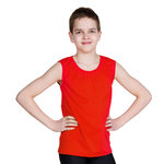 Gymnastics shirt Janne, sleeveless