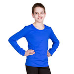 Gymnastics shirt Janne, long sleeves